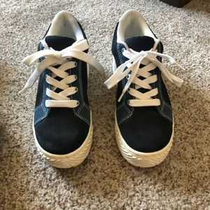 Shoes - lower east side platform sneakers